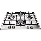 Hotpoint Gas Hob, PCN 641 IX/H, 60cm - Stainless Steel