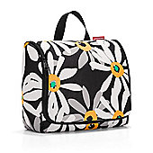 Reisenthel Hanging Travel Toilet Bag XL in Margarite Design WO7038