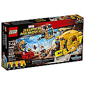 LEGO Marvel Super Heroes Guardians of the Galaxy Ayeshas Revenge 76080