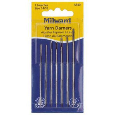 Milward Yarn Darners 14-18