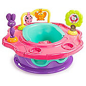 Summer Infant Forest Friends 3-Stage Super Seat (Pink)