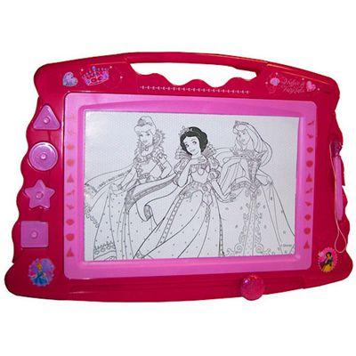 Disney Princess Magnetic Drawing Board