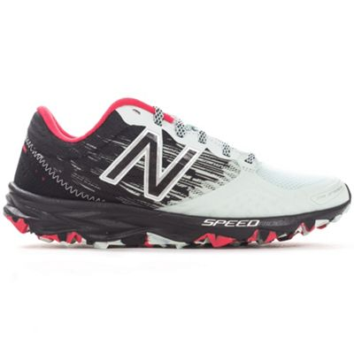 New Balance 690v2 Speed Ride Trail Womens Running Shoee Black/Pink - UK 4