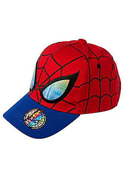 Marvel Spider-Man Holographic Baseball Cap - Red