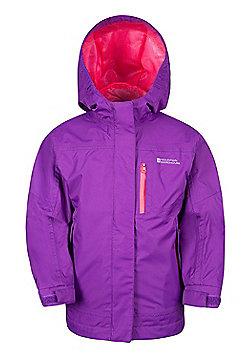 Mountain Warehouse Luna Kids Jacket ( Size: 5-6 yrs )