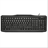 Trust ClassicLine UK USB QWERTY English Black keyboard
