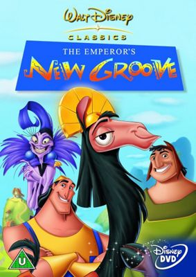 Disney: The Emperor's New Groove (DVD)