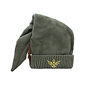 Nintendo Legend of Zelda Long Pointed Beanie With Buckle - Multi
