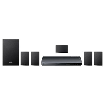 Sony 5.1 inch 3D Blue Ray Home Cinema System Black