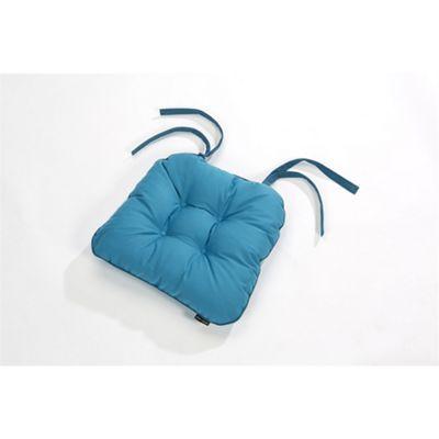 Hamilton Mcbride Plain & Simple Filled Seatpad - Lapiz Blue