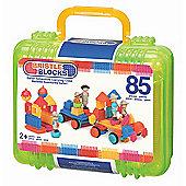 Bristle Blocks Case Safari 85pcs