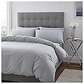Silentnight 100% Cotton King Duvet Grey