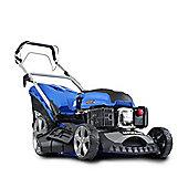 Hyundai 139cc Petrol 4 Stroke 46cm Self Propelled Lawn Mower - HYM460SP