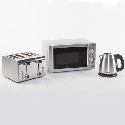 kettle toaster microwave set bestmicrowave. Black Bedroom Furniture Sets. Home Design Ideas