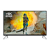 Panasonic TX-EX600B  Inch 4K Ultra HD HDR Smart LED TV with Freeview Play - Black