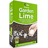 Vitax Granular Garden Lime - Soil Conditioner To Improve Drainage - 3kg