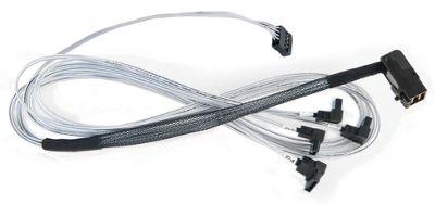 Microsemi ADAPTEC I-RA-HDMSAS-4RASATA-SB 0.8m 6Gbit/s