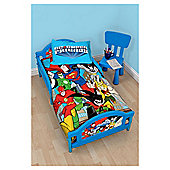 DC Superfriends Toddler Bed