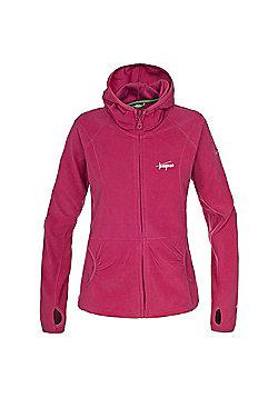 Trespass Ladies Marathon Fleece Jacket RRP 30 - Pink