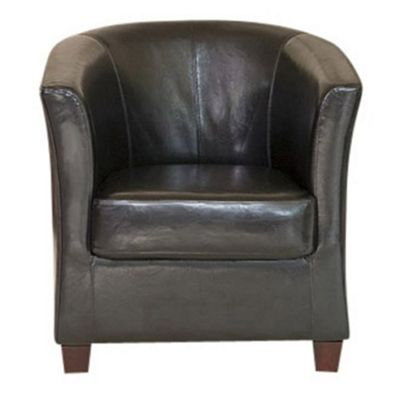Sofa Collection Caceres Tub Chair - Black