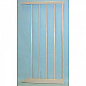 Bettacare Auto-Close Safety Gate Extension - Grey 5 Bar
