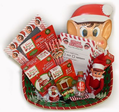 Christmas Elf Mega Deluxe Gift Set