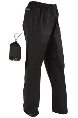 Men Pakka Over Trousers Waterproof Foldable Motorbike Sport Hiking Overtrousers