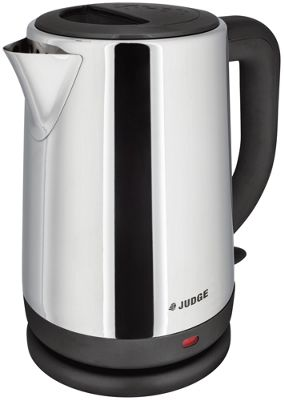 Judge Stainless Steel Compact Cordless Kettle 1.2 Litre
