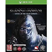Middle-earth: Shadow of Mordor GOTY XONE
