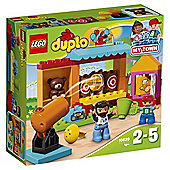 LEGO Duplo Town Shooting Gallery 10839