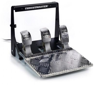 Thrustmaster T3PA-PRO 3 Pedal Add-On Pedal Set (PS4/Xbox One/PS3/PC)