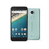 LG Nexus 5X 5.2-Inch 16 GB SIM-Free Smartphone - Ice Blue