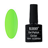 Bluesky Neon Range 10 ml Gel Polish - Go Green Glow