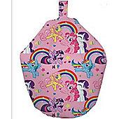 Unicorns and Rainbow Beanbag - MLP