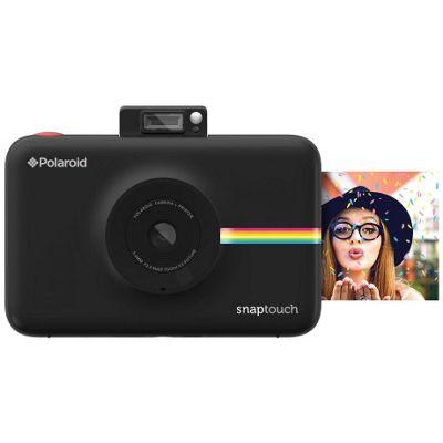 Polaroid Snap Touch Instant Print Camera - Black