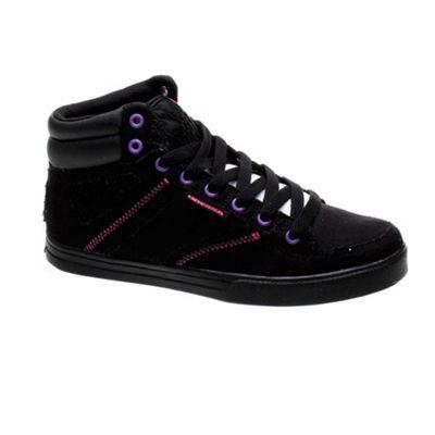 Odessa Mezzanine Black Womens Shoe
