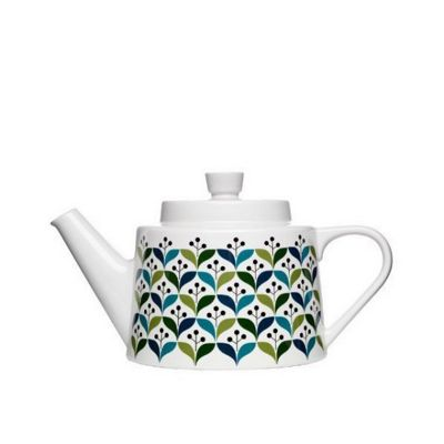 Sagaform Retro Teapot, 1.5L, Stone