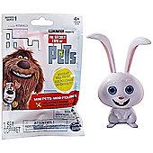 Secret Life Of Pets Mini Collectible Figures - Cute Snowball