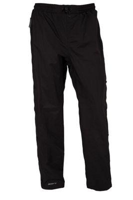 Mountain Warehouse Downpour Womens Short Length Waterproof Trousers ( Size: 10 )