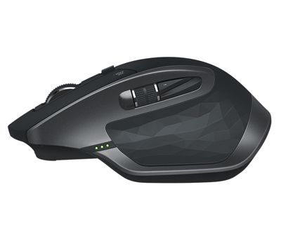Logitech MX Master 2S RF Wireless 1000DPI Right-hand Graphite mice