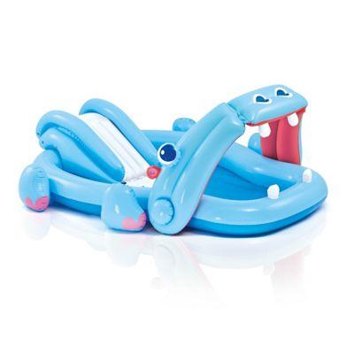 Intex Hippo Play Centre Paddling Pool
