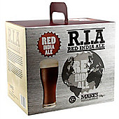 Youngs Premium Ale Kit 6.8% ABV American Red India Ale - 30 Pint Beer Kit