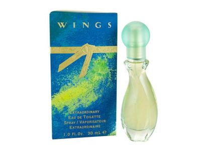 Giorgio Wings Eau De Toilette 30Ml Spray For Women By Gbh
