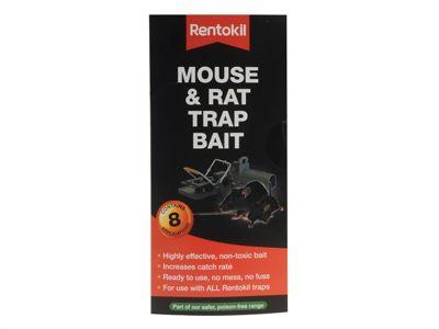 Rentokil Mouse & Rat Trap Bait