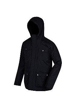 Regatta Penley Insulated Parka Jacket - Black