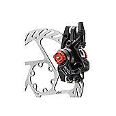 Avid BB7 - MTB - Graphite - 160mm G2CS Rotor (Front or Rear-Includes IS Brackets, Rotor Bolts)