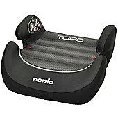 Nania Topo Comfort Booster Seat (Graphic Black)