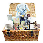 New Arrival Baby Boy Hamper