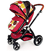 iSafe Limited Edition Pram System Pushchair (C&M)