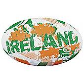 Optimum Nations Rugby Ball Ireland Mini